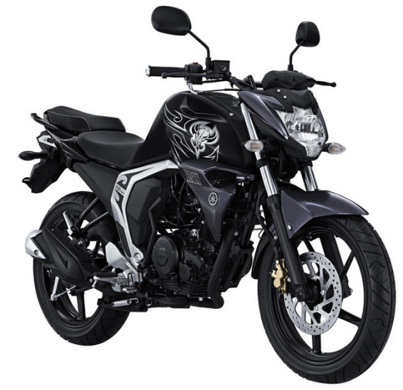 2015 All-New Yamaha Byson FI Black Fighter