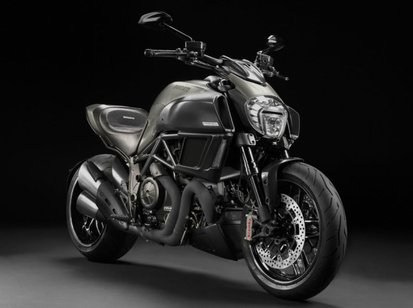 2015 Ducati Diavel Titanium Limited Edition