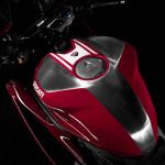 2015 Ducati Panigale R WSBK Homologation Model Fuel Tank