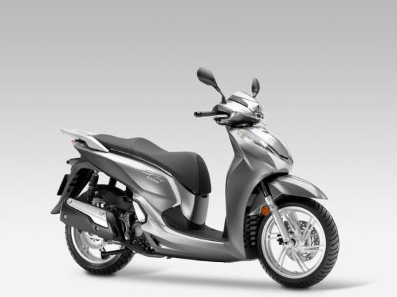 2016 Honda SH300i Scooter