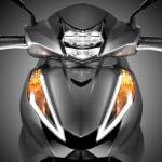 2016 Honda SH300i Scooter Front