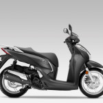 2016 Honda SH300i Scooter Matt Cynos Grey Metallic_1