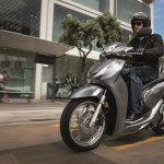 2016 Honda SH300i Scooter_2