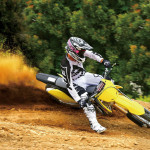 2016 Suzuki RM-Z250 In Action