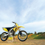 2016 Suzuki RM-Z250 In Action_6