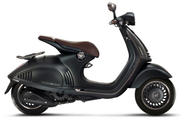 Vespa 946 Emporio Armani Luxurious Scooter