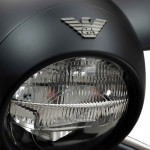 Vespa 946 Emporio Armani Luxurious Scooter Headlamp