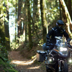 2015 Klim Badlands Motorcycle Jacket and Pant in Action_3