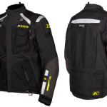 2015 Klim Badlands Motorcycle Jacket for Men Black