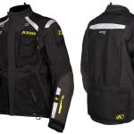 2015 Klim Badlands Motorcycle Jacket for Men Black