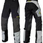 2015 Klim Badlands Motorcycle Pant for Men Gray