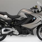 2016 BMW F800GT Monolith Metallic Matt and Sapphire