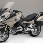 2016 BMW R1200RT Platin Bronze Metallic