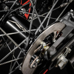 2016 Honda Montesa Cota 300RR Trials Bike Wheel Detail