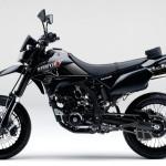 2016 Kawasaki D-Tracker X Ebony X Metallic Flat Raw Graystone