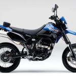 2016 Kawasaki D-Tracker X Oriental Blue