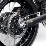 2016 Kawasaki D-Tracker X Rear Brake
