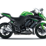 2016 Kawasaki Ninja 1000 Candy Lime Green Type 3 with Galaxy Silver and Metallic Spark Black