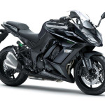 2016 Kawasaki Ninja 1000 Metallic Carbon Grey with Metallic Spark Black
