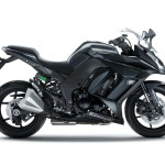 2016 Kawasaki Ninja 1000 Metallic Carbon Grey with Metallic Spark Black_1