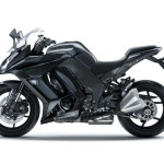 2016 Kawasaki Ninja 1000 Metallic Carbon Grey with Metallic Spark Black_2