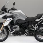 2016 R1200GS Light White Non-metallic