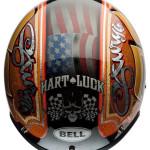 Hart Luck Bell Custom 500 Limited Edition Helmet_8