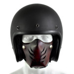 Leather Motorcycle Face Masks by Sunday Academy