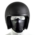 Leather Motorcycle Face Masks by Sunday Academy_4