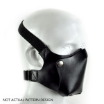 Leather Motorcycle Face Masks by Sunday Academy_7