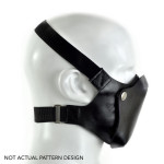 Leather Motorcycle Face Masks by Sunday Academy_8