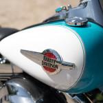 2016 Harley-Davidson Heritage Softail Classic Fuel Tank