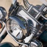 2016 Harley-Davidson Heritage Softail Classic Headlamp