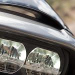 2016 Harley-Davidson Road Glide Ultra LED Headlamps