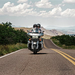 2016 Harley-Davidson Road Glide Ultra on The Road