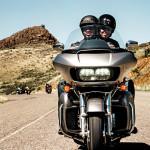 2016 Harley-Davidson Road Glide Ultra on The Road_1