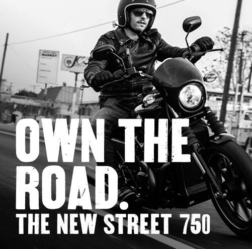 2016 Harley-Davidson Street 750 Dark Custom