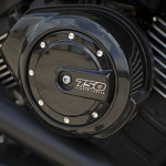 2016 Harley-Davidson Street 750 Revolution X V-Twin Engine