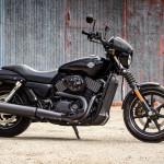2016 Harley-Davidson Street 750 Vivid Black
