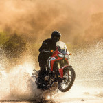 2016 Honda CRF1000L Africa Twin In Action