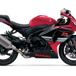 2016 Suzuki GSX-R1000 Commemorative Edition Red and Black_1