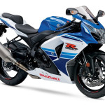 2016 Suzuki GSX-R1000 Commemorative Edition White and Blue_1