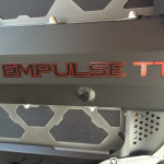 2016 Victory Empulse TT All-Electric Motorcycle Batery