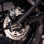 2016 Victory Empulse TT All-Electric Motorcycle Brake