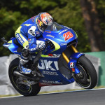 Maverick Vinales Team Suzuki Ecstar in Action_1
