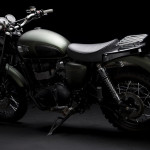 Triumph Scrambler Jurassic World Motorcycle Matte Green_5