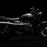 Triumph Scrambler Jurassic World Motorcycle Matte Green_8