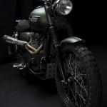 Triumph Scrambler Jurassic World Motorcycle Matte Green_9