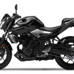 Yamaha Confirms 2016 Yamaha MT-03 Black Metallic