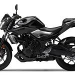 Yamaha Confirms 2016 Yamaha MT-03 Black Metallic